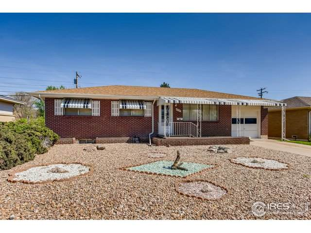 2739 W 13th St, Greeley, CO 80634 (MLS #912930) :: J2 Real Estate Group at Remax Alliance