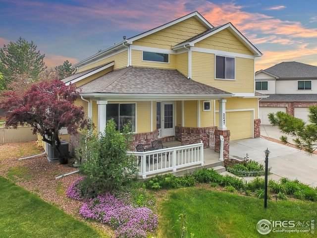 2247 Evening Star Ln, Lafayette, CO 80026 (MLS #912999) :: Hub Real Estate