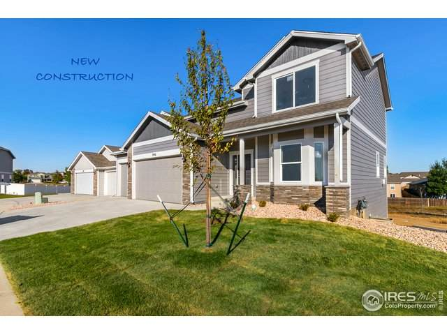 314 Ptarmigan St, Severance, CO 80550 (MLS #913001) :: J2 Real Estate Group at Remax Alliance