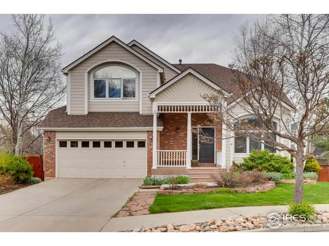 1450 Oakleaf Cir, Boulder, CO 80304 (MLS #913080) :: Jenn Porter Group