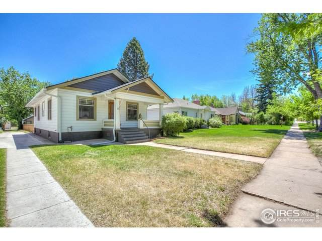1812 14th Ave, Greeley, CO 80631 (MLS #913095) :: J2 Real Estate Group at Remax Alliance