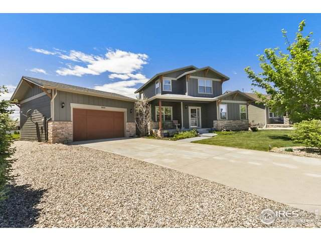909 Jutland Ln, Fort Collins, CO 80524 (#913196) :: The Griffith Home Team