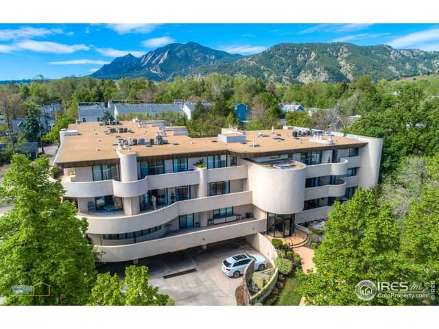 1140 Portland Pl #207, Boulder, CO 80304 (MLS #913263) :: Colorado Home Finder Realty