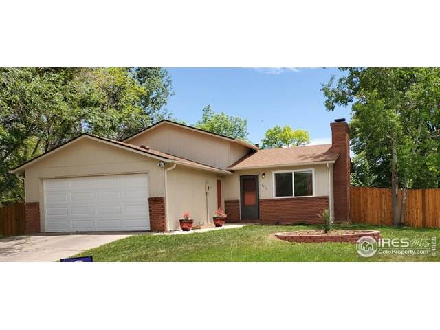2509 Romeldale Ct, Fort Collins, CO 80526 (#913530) :: The Griffith Home Team