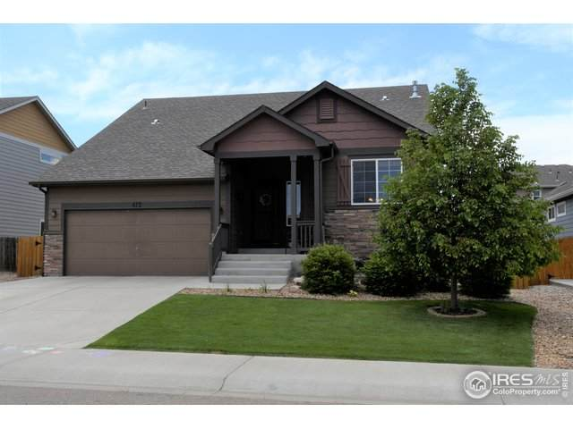 472 Homestead Ln, Johnstown, CO 80534 (#913570) :: West + Main Homes