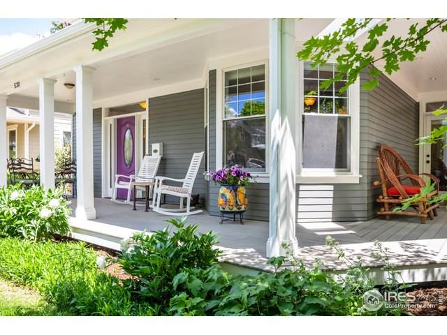530 Jefferson Ave, Louisville, CO 80027 (MLS #913590) :: Kittle Real Estate