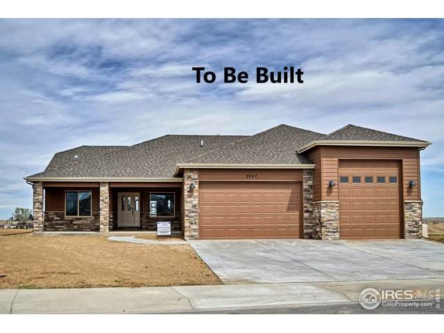 3125 Dunbar Way, Johnstown, CO 80534 (MLS #913614) :: 8z Real Estate