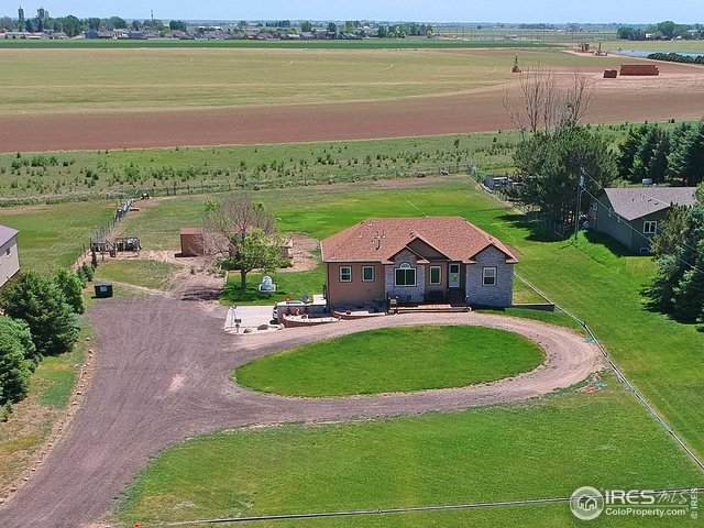 39656 County Road 33, Ault, CO 80610 (MLS #913698) :: Colorado Home Finder Realty