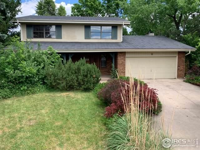 3201 Wedgewood Ct, Fort Collins, CO 80525 (#913775) :: milehimodern