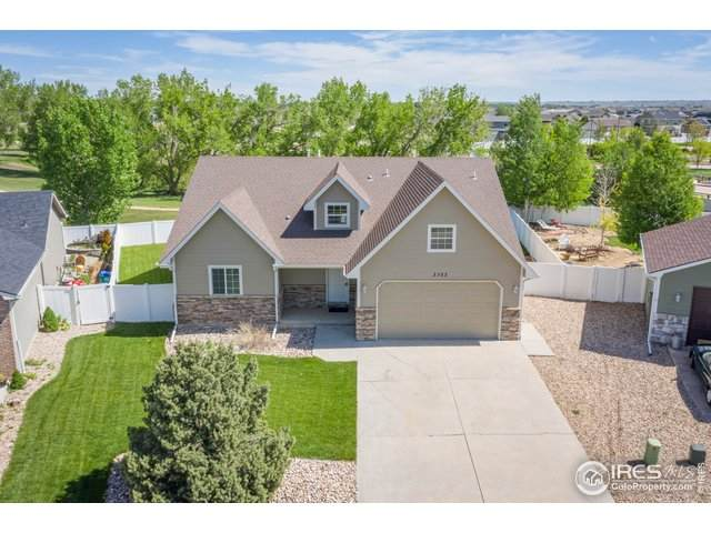 3783 Mount Meeker St, Wellington, CO 80549 (MLS #913787) :: Kittle Real Estate