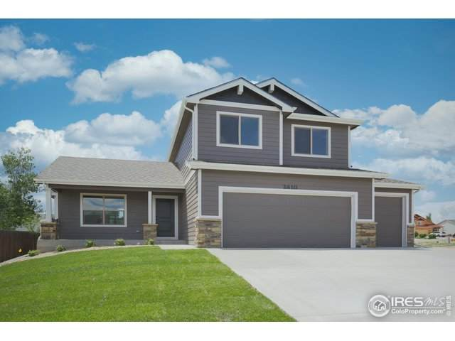 2611 Hawk Dr, Evans, CO 80620 (MLS #913797) :: Bliss Realty Group