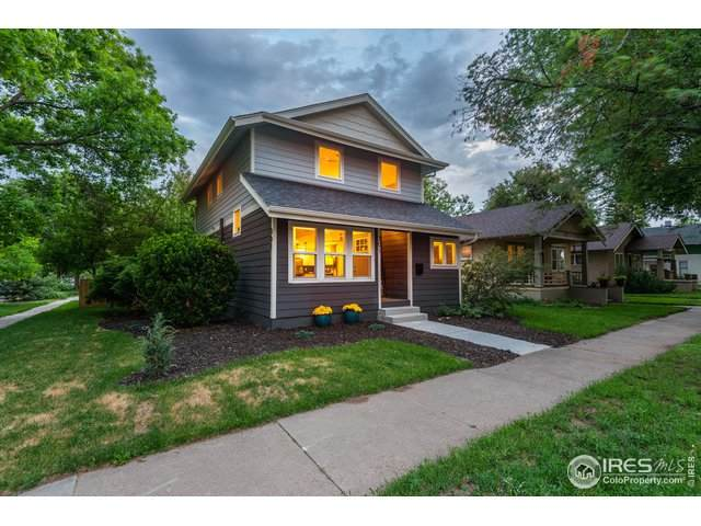 301 Garfield St, Fort Collins, CO 80524 (MLS #914083) :: 8z Real Estate