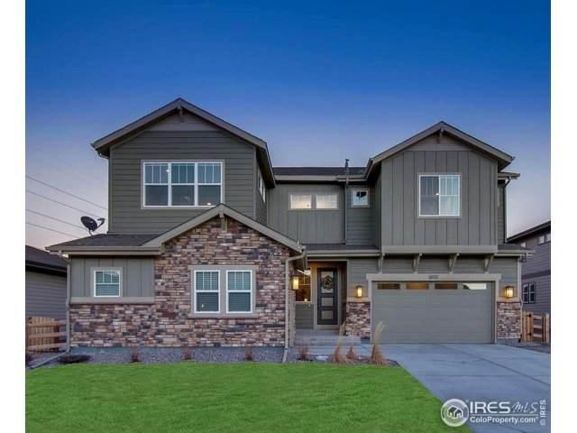 8850 Flagstaff St, Arvada, CO 80007 (#914121) :: Kimberly Austin Properties