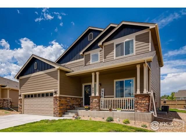 424 Ellie Way, Berthoud, CO 80513 (MLS #914172) :: 8z Real Estate
