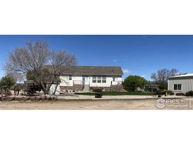 39790 County Road 68, Briggsdale, CO 80611 (#914193) :: Kimberly Austin Properties