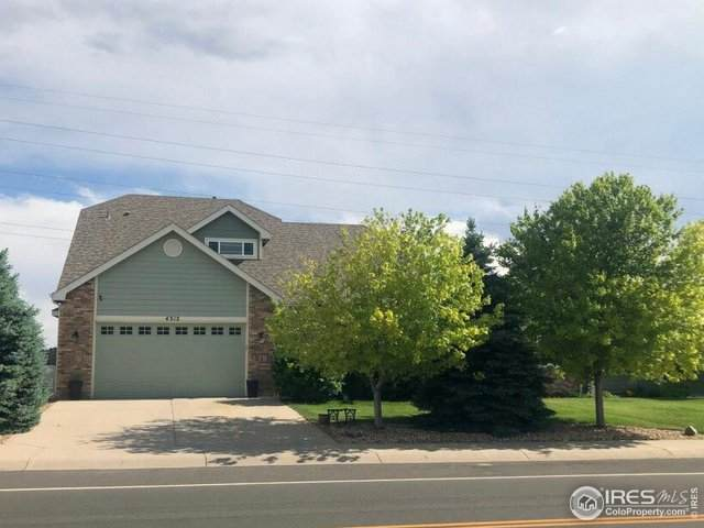 4312 W 31st St, Greeley, CO 80634 (MLS #914229) :: Keller Williams Realty