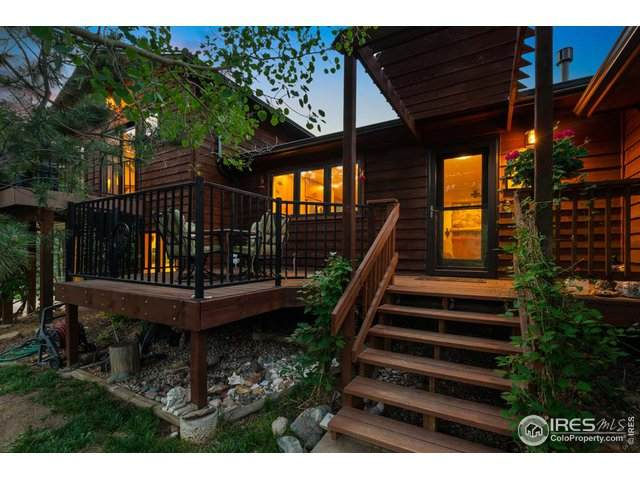 132 Smith Bridge Rd, Bellvue, CO 80512 (MLS #914250) :: Bliss Realty Group