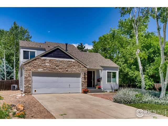 7119 Dry Creek Ct, Niwot, CO 80503 (MLS #914315) :: Hub Real Estate