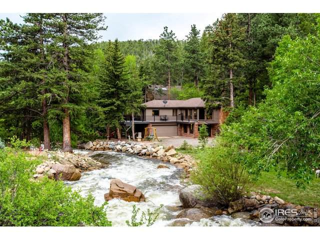 203 Riverside Dr, Lyons, CO 80540 (#914580) :: West + Main Homes