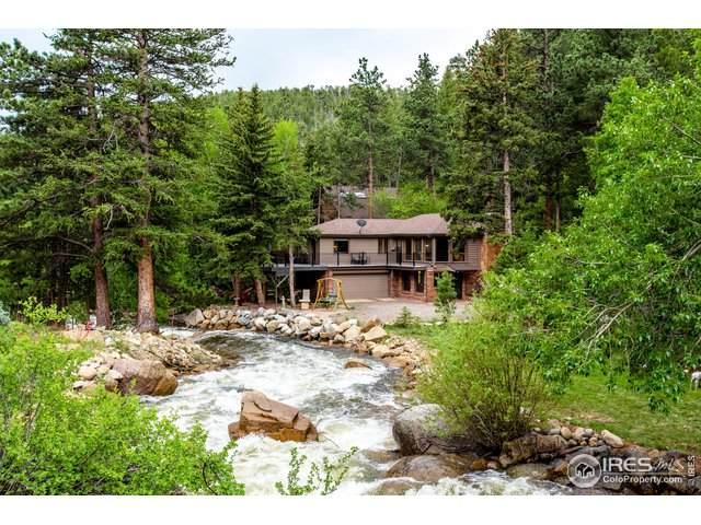203 Riverside Dr, Lyons, CO 80540 (MLS #914580) :: 8z Real Estate
