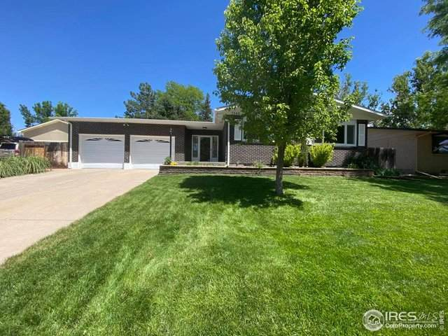 2146 27th Ave, Greeley, CO 80634 (MLS #914738) :: 8z Real Estate