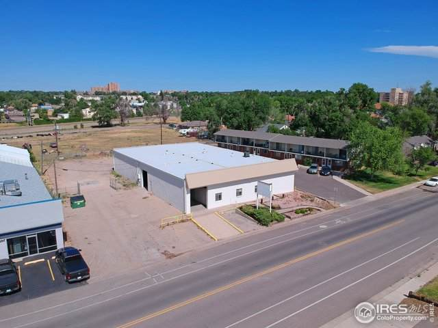 2419 6th Ave, Greeley, CO 80631 (MLS #914759) :: 8z Real Estate