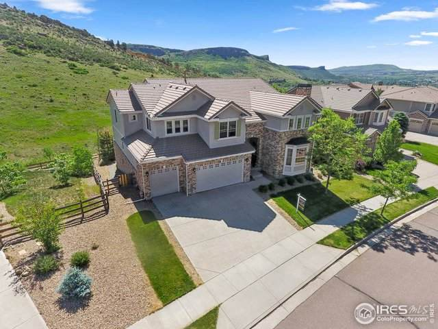 1520 Jesse Ln, Golden, CO 80403 (MLS #914819) :: 8z Real Estate