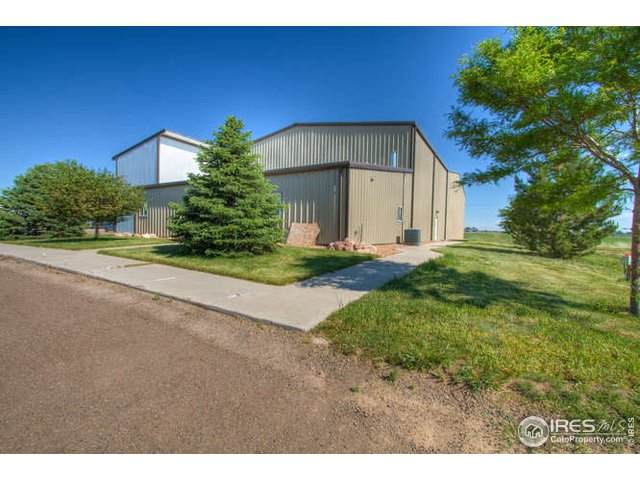 5636 County Road 46, Johnstown, CO 80534 (#914909) :: Kimberly Austin Properties