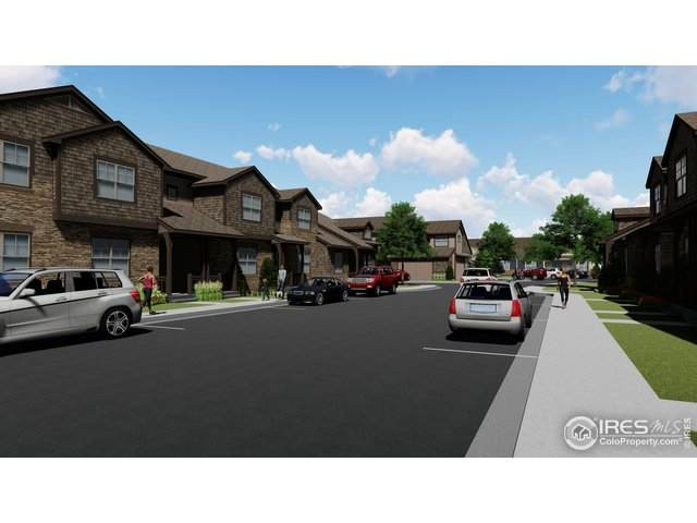 8465 Cromwell Dr #2, Windsor, CO 80528 (MLS #914953) :: Tracy's Team