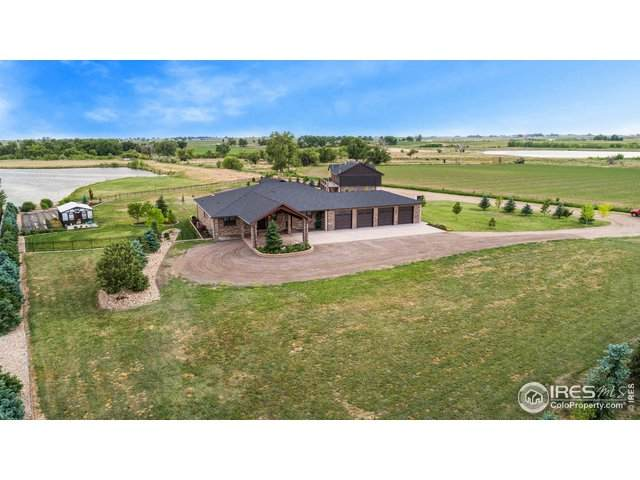 7008 County Road 54, Johnstown, CO 80534 (MLS #915043) :: RE/MAX Alliance