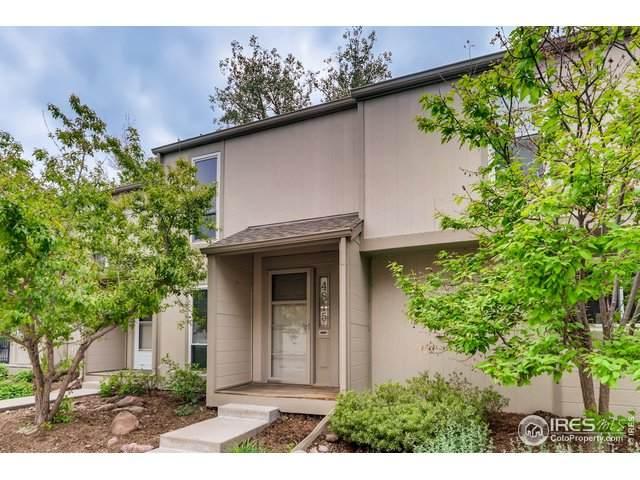 4815 W Moorhead Cir, Boulder, CO 80305 (MLS #915151) :: Hub Real Estate