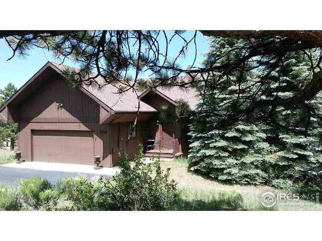 1240 Tall Pines Dr, Estes Park, CO 80517 (MLS #915184) :: RE/MAX Alliance