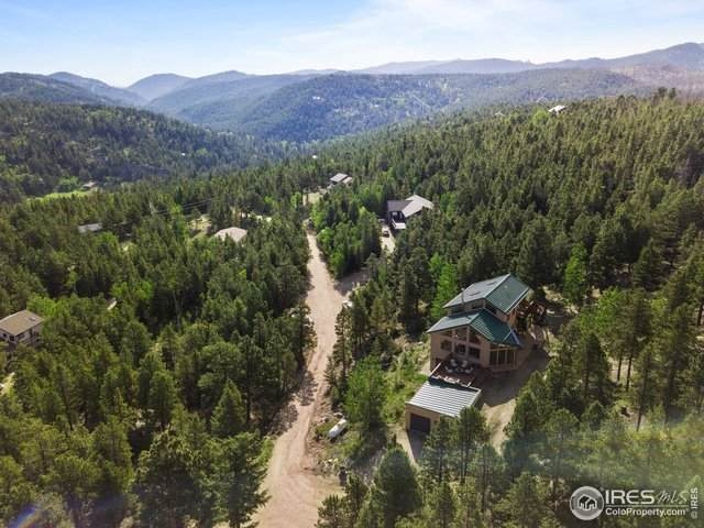 103 Last Chance Ct, Nederland, CO 80466 (MLS #915208) :: RE/MAX Alliance