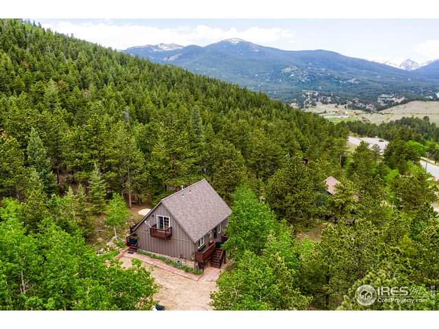 16708 Highway 7, Lyons, CO 80540 (#915212) :: Re/Max Structure