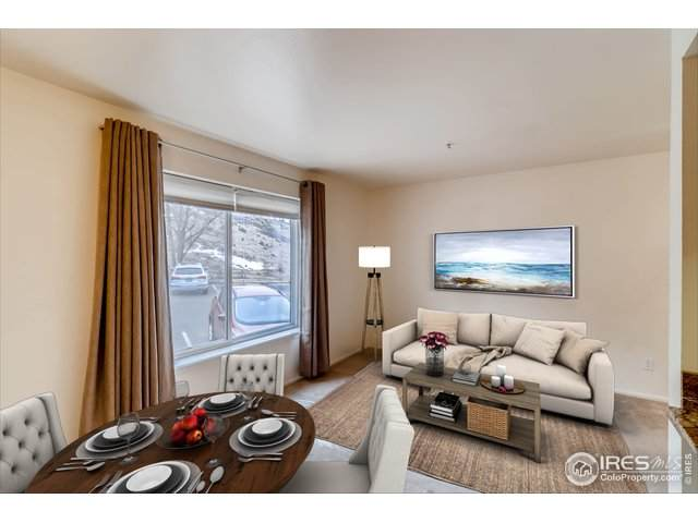 2727 Folsom St #340, Boulder, CO 80304 (MLS #915382) :: Hub Real Estate
