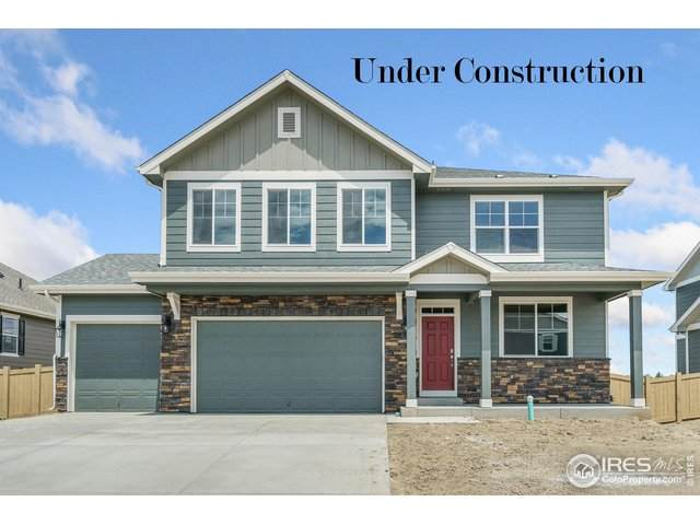 6818 Gateway Crossing St, Wellington, CO 80549 (MLS #915444) :: Kittle Real Estate