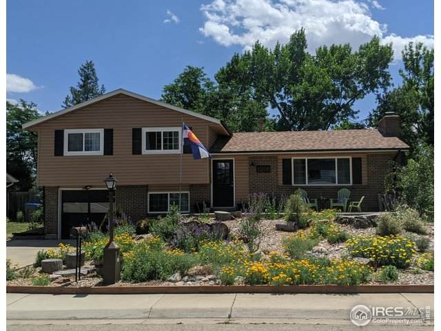 1315 Brookfield Dr, Longmont, CO 80501 (MLS #915458) :: 8z Real Estate