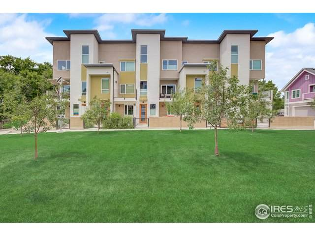 321 Urban Prairie St #3, Fort Collins, CO 80524 (MLS #915572) :: Hub Real Estate