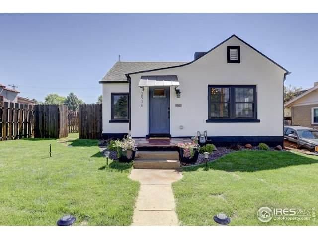 2936 Sheridan Blvd, Denver, CO 80214 (MLS #915595) :: 8z Real Estate