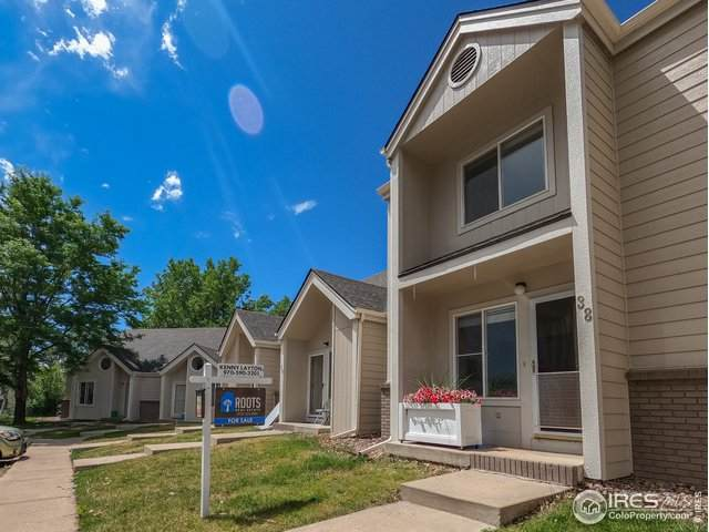 2900 Ross Dr L38, Fort Collins, CO 80526 (MLS #915643) :: June's Team