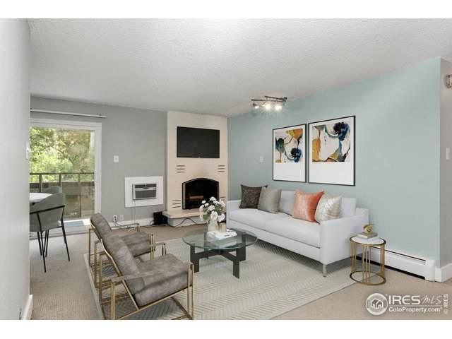 1233 N Ogden St #312, Denver, CO 80218 (MLS #915655) :: 8z Real Estate