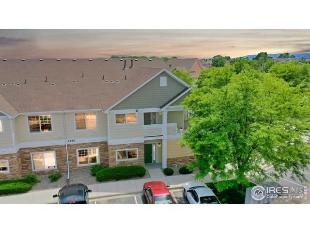 4745 Hahns Peak Dr #104, Loveland, CO 80538 (MLS #915701) :: Hub Real Estate