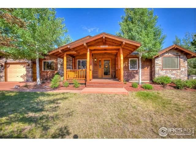 2417 Long View Dr, Estes Park, CO 80517 (MLS #915791) :: 8z Real Estate