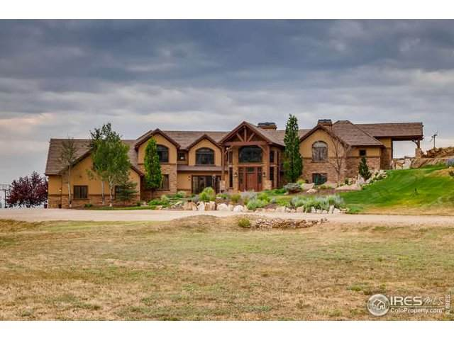 6610 Rabbit Mountain Rd, Longmont, CO 80503 (MLS #915808) :: Wheelhouse Realty