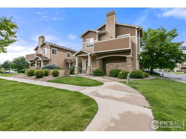 6607 W 3rd St #1213, Greeley, CO 80634 (MLS #915960) :: Hub Real Estate