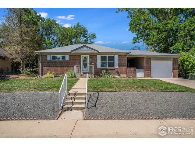 2107 E 113th Pl, Northglenn, CO 80233 (#916217) :: West + Main Homes
