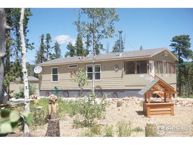 121 Atakapa Ct, Red Feather Lakes, CO 80545 (MLS #916288) :: Kittle Real Estate