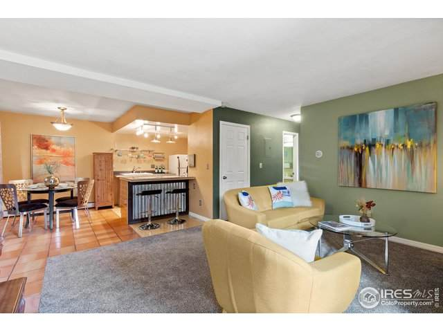 625 Manhattan Pl #102, Boulder, CO 80303 (MLS #916531) :: Hub Real Estate