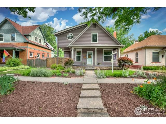 307 E Plum St, Fort Collins, CO 80524 (MLS #916556) :: RE/MAX Alliance