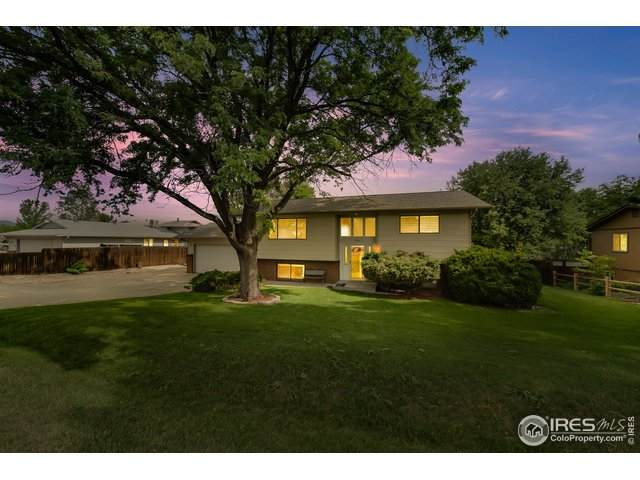 304 Diamond Dr, Fort Collins, CO 80525 (MLS #916705) :: 8z Real Estate